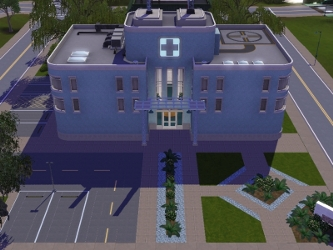 The Sims 3 Lisa Ambitions