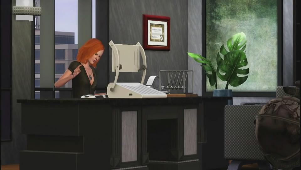 Скриншоты The Sims 3. The sims 3. Скриншоты из ролика Секс в большом